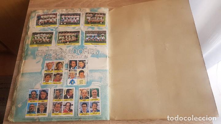 Álbum de fútbol completo: Álbum Campeonato Liga 81-82 Colección de cromos - Foto 14 - 195242020