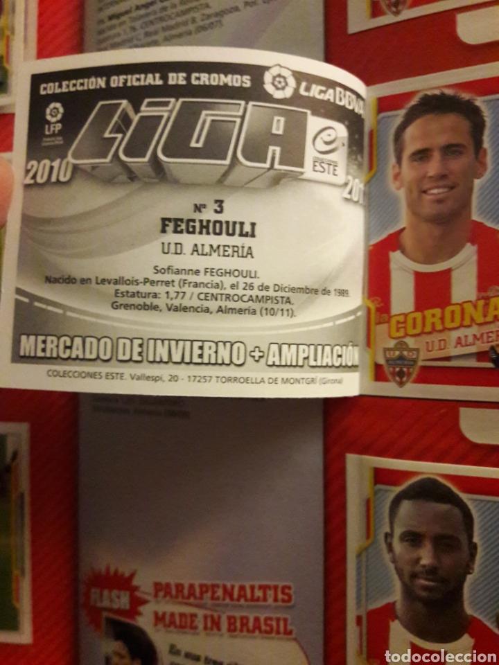 Álbum de fútbol completo: Liga Este 2010 2011 - Foto 3 - 195249493