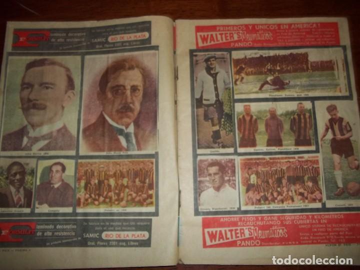 Álbum de fútbol completo: Antiguo álbum Club Atlético Peñarol de Uruguay en sus 75 aniversario año 1966. Completo - Foto 4 - 195337187