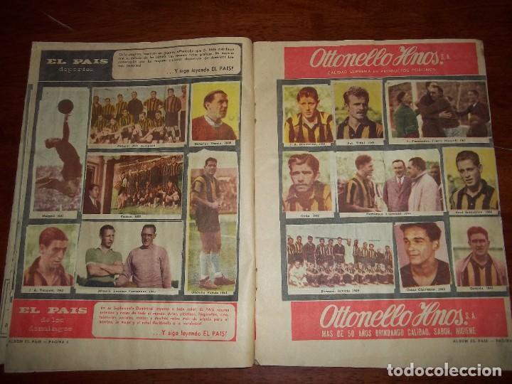Álbum de fútbol completo: Antiguo álbum Club Atlético Peñarol de Uruguay en sus 75 aniversario año 1966. Completo - Foto 5 - 195337187