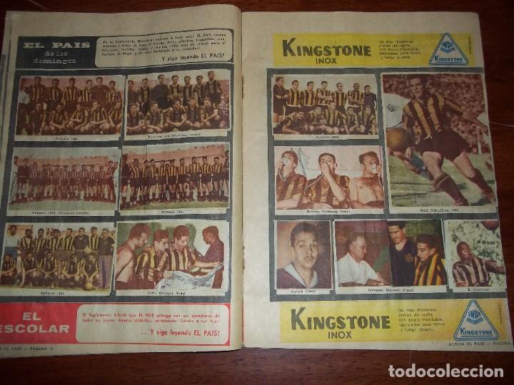 Álbum de fútbol completo: Antiguo álbum Club Atlético Peñarol de Uruguay en sus 75 aniversario año 1966. Completo - Foto 8 - 195337187
