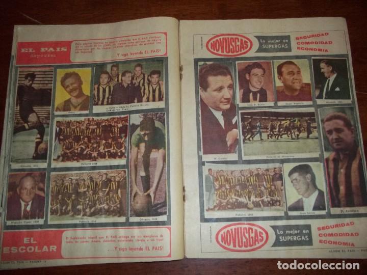 Álbum de fútbol completo: Antiguo álbum Club Atlético Peñarol de Uruguay en sus 75 aniversario año 1966. Completo - Foto 9 - 195337187