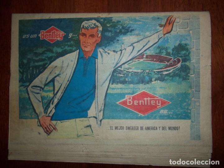 Álbum de fútbol completo: Antiguo álbum Club Atlético Peñarol de Uruguay en sus 75 aniversario año 1966. Completo - Foto 18 - 195337187