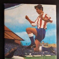 Álbum de fútbol completo: ÁLBUM CROMOS FÚTBOL 100% COMPLETO NUEVO + PÓSTER DISGRA 1971-1972 ORIGINAL 71-72 FHER CAMPEONATO LIG. Lote 195377673