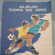 Álbum de fútbol completo: ÁLBUM COPA DE ORO (URUGUAY 1980). Lote 195432065