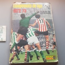 Album de football complet: ALBUM COMPLETO LIGA ESTE 72 73 1972 1973 Y SOBRE SIN ABRIR. Lote 197065748