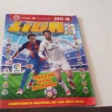 Álbum de fútbol completo: COLECCION COMPLETA LIGA ESTE 2017 2018 17 18 VER DESCRIPCIÓN. Lote 197304652