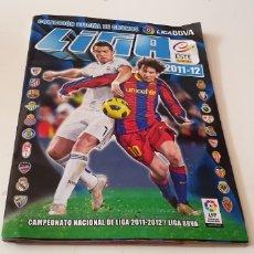 Álbum de fútbol completo: COLECCION COMPLETA LIGA ESTE 2011 2012 11 12 COLOCA Y DOBLE PEGADO VENTANILLA MINIMA. Lote 197306858