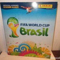 Album de football complet: ALBUM FUTBOL BRASIL 2014 PANINI COMPLETO NADA ESCRITO BUEN ESTADO-PRECIO,BARATO. Lote 197313216