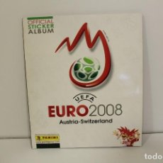 Álbum de fútbol completo: ALBUM COMPLETO - AUSTRIA - SWITZERLAND - PANINI EUROCOPA 2008 . Lote 197867901