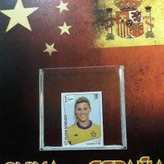 Álbum de fútbol completo: FM MUNDIAL FEMENINO FRANCIA 2019 WOMEN'S WORLD CUP FRANCE 19 CROMO PANINI FUTBOL N 471 SUECIA OLIVIA. Lote 269011779