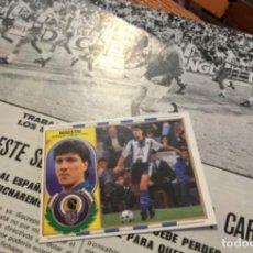 Álbum de fútbol completo: CROMO LIGA ESTE 96 97 ULTIMOS FICHAJES Nº 8 MAESTRI (HERCULES) - NUNCA PEGADO - 1996 1997. Lote 199855201