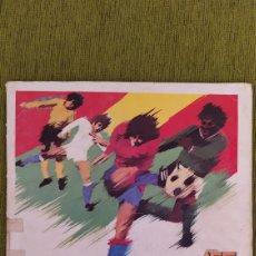 Álbum de fútbol completo: ÁLBUM COMPLETO FUTBOL 82 DE PANINI CROMO CROM.. Lote 200635520
