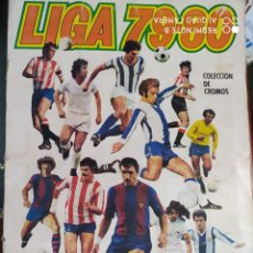 Álbum di calcio completo: ALBUM CROMOS COMPLETO (-2) LIGA ESTE TEMPORADA 1979 1980 79 80. Lote 201236582