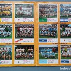 Álbum de fútbol completo: MUY DIFICIL POSTER CENTRAL COMPLETO 53 CROMOS EDIC ESTE LIGA FUTBOL 78 79 1978 1979 PERFECTA CONSERV. Lote 201785295