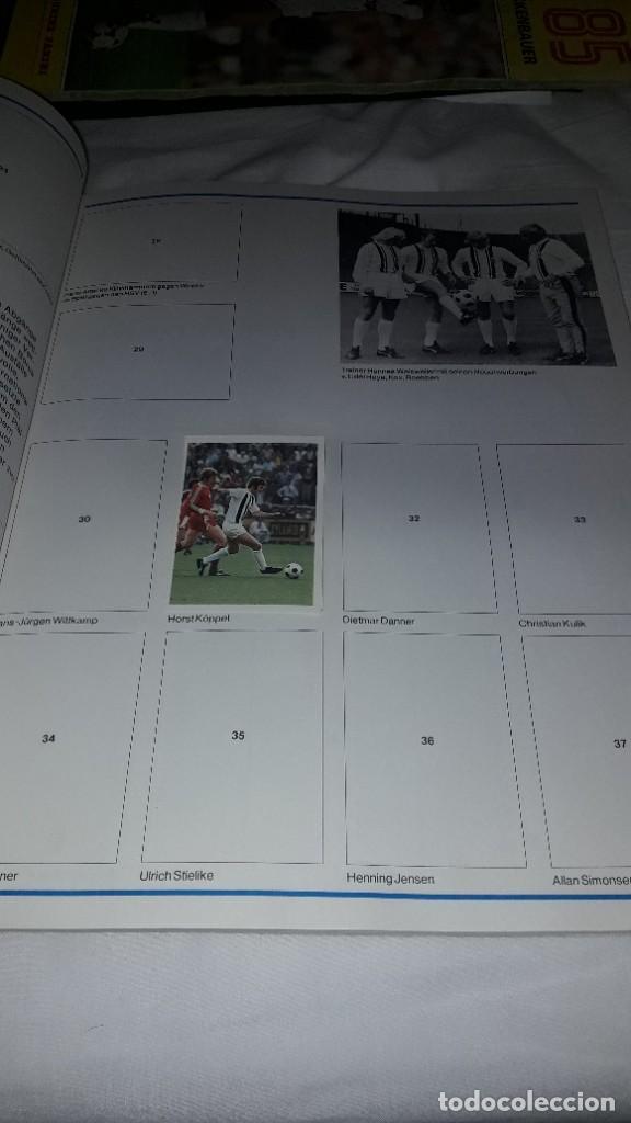 Álbum de fútbol completo: ALBUM CASI VACIO Y NUEVISIMO LIGA 74-75 DE LA BUSDENLIGA - Foto 3 - 202588236