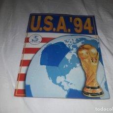 Álbum de fútbol completo: MARADONA EN ALBUM USA 94 COMPLETO. Lote 203075216