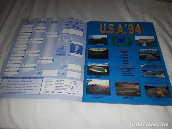 Álbum de fútbol completo: MARADONA EN ALBUM USA 94 COMPLETO - Foto 2 - 203075216