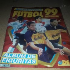 Álbum de fútbol completo: ALBUM DE FUTBOL 99 ARGENTINA COMPLETO. Lote 256080625