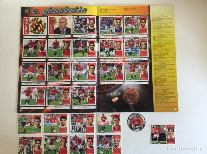 Álbum de fútbol completo: LIGA ESTE 2006/07 ÁLBUM LUJO COMPLETO 18 por equipos total 360+137 sin pegar+ 48 UF+Los 28 cracks- - Foto 10 - 204847496