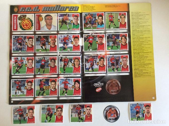 Álbum de fútbol completo: LIGA ESTE 2006/07 ÁLBUM LUJO COMPLETO 18 por equipos total 360+137 sin pegar+ 48 UF+Los 28 cracks- - Foto 13 - 204847496