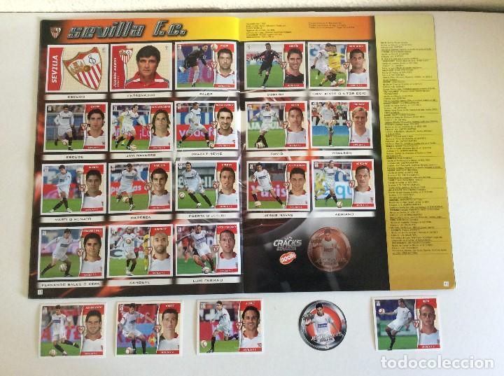 Álbum de fútbol completo: LIGA ESTE 2006/07 ÁLBUM LUJO COMPLETO 18 por equipos total 360+137 sin pegar+ 48 UF+Los 28 cracks- - Foto 17 - 204847496