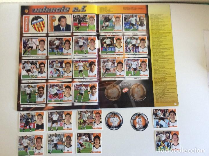Álbum de fútbol completo: LIGA ESTE 2006/07 ÁLBUM LUJO COMPLETO 18 por equipos total 360+137 sin pegar+ 48 UF+Los 28 cracks- - Foto 19 - 204847496