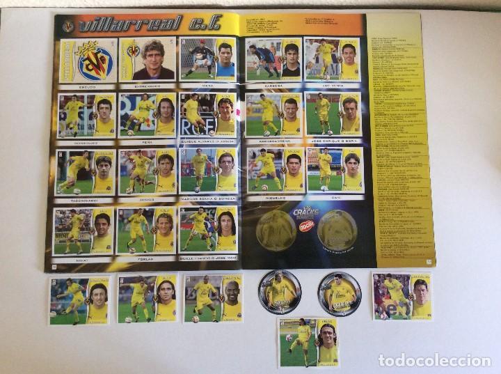 Álbum de fútbol completo: LIGA ESTE 2006/07 ÁLBUM LUJO COMPLETO 18 por equipos total 360+137 sin pegar+ 48 UF+Los 28 cracks- - Foto 20 - 204847496