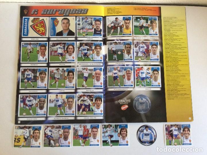 Álbum de fútbol completo: LIGA ESTE 2006/07 ÁLBUM LUJO COMPLETO 18 por equipos total 360+137 sin pegar+ 48 UF+Los 28 cracks- - Foto 21 - 204847496