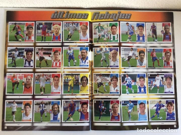 Álbum de fútbol completo: LIGA ESTE 2006/07 ÁLBUM LUJO COMPLETO 18 por equipos total 360+137 sin pegar+ 48 UF+Los 28 cracks- - Foto 22 - 204847496