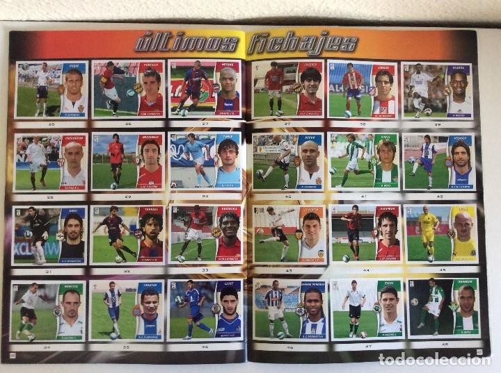 Álbum de fútbol completo: LIGA ESTE 2006/07 ÁLBUM LUJO COMPLETO 18 por equipos total 360+137 sin pegar+ 48 UF+Los 28 cracks- - Foto 23 - 204847496