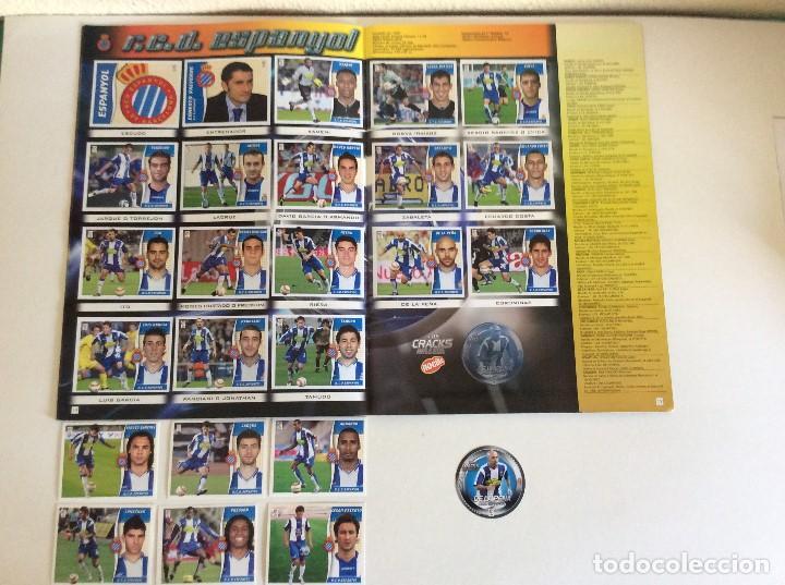 Álbum de fútbol completo: LIGA ESTE 2006/07 ÁLBUM LUJO COMPLETO 18 por equipos total 360+137 sin pegar+ 48 UF+Los 28 cracks- - Foto 8 - 204847496