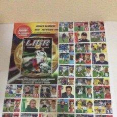 Álbum de fútbol completo: LIGA ESTE- -14 MERCADO DE INVIERN0 COMPLETO + LAS 14 ACTUALIZACIONES DEL 2006 AL 2020 -NUEVAS. Lote 204986508