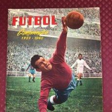 Álbum de fútbol completo: EDICIONES FERCA 1959-1960 59 60 MUY COMPLETO CON ONCE DOBLES POSICIONES. Lote 205323897