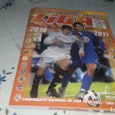 Álbum de fútbol completo: INCREÍBLE ALBUM COMPLETO Y CON MUCHOS DOBLES LIGA 2010-11 DE ESTE. Lote 205522768