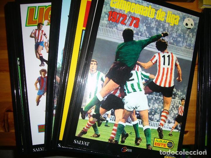 Álbum de fútbol completo: COLECCIÓN COMPLETA CROMOS INOLVIDABLES DEL FÚTBOL ESPAÑOL .... VER IMÁGENES - Foto 2 - 205651765