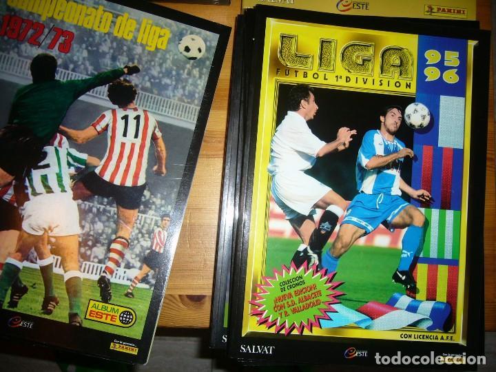 Álbum de fútbol completo: COLECCIÓN COMPLETA CROMOS INOLVIDABLES DEL FÚTBOL ESPAÑOL .... VER IMÁGENES - Foto 3 - 205651765