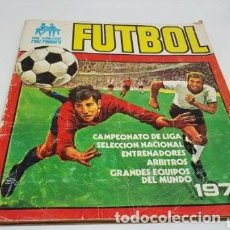 Álbum de fútbol completo: ALBUM RUIZ ROMERO FUTBOL LIGA 1973 CAB. Lote 205731767