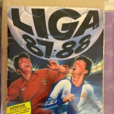Álbum de fútbol completo: ESTE LIGA 87 88 COMPLETO HUGHES-DE ANDRES-COSTA-JOSE LUIS-AZCARGORTA MUCHOS CROMOS DIFICILISIMOS. Lote 207061961