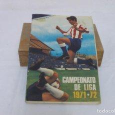 Álbum de fútbol completo: ALBUM CAMPEONATO DE LIGA 1971-72 FHER CON POSTER CENTRAL. Lote 207126770