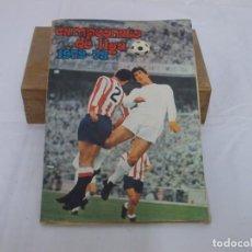 Álbum de fútbol completo: ALBUM DE LA LIGA 1972-73 DE FHER CON POSTER CENTRAL. Lote 207127648