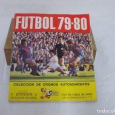 Álbum de fútbol completo: ALBUM FUTBOL LIGA CROMO CROM 79-80 COMPLETO 1979-1980. Lote 207129475