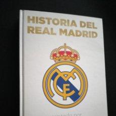 Album de football complet: HISTORIA DEL REAL MADRID CONTADA POR ABC. Lote 207884106
