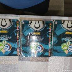 Caderneta de futebol completa: 3 ÁLBUNES COMPLETOS - FIFA WORLD CUP GERMANY 2006 - PANINI - VER FOTOS EN EL A 1 FALTA CROMO FIFA. Lote 208874095