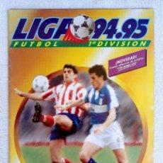 "Álbum de fútbol completo: ALBUM PANINI. ""LIGA '94-'95"". Lote 209796341"