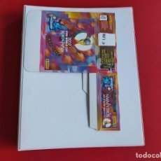 Álbum de fútbol completo: COLECCION COMPLETA TRADING CARDS FIFA WORLD CUP KOREA JAPAN 2002 PANINI.RONALDO,ZIDANE.... Lote 209802367