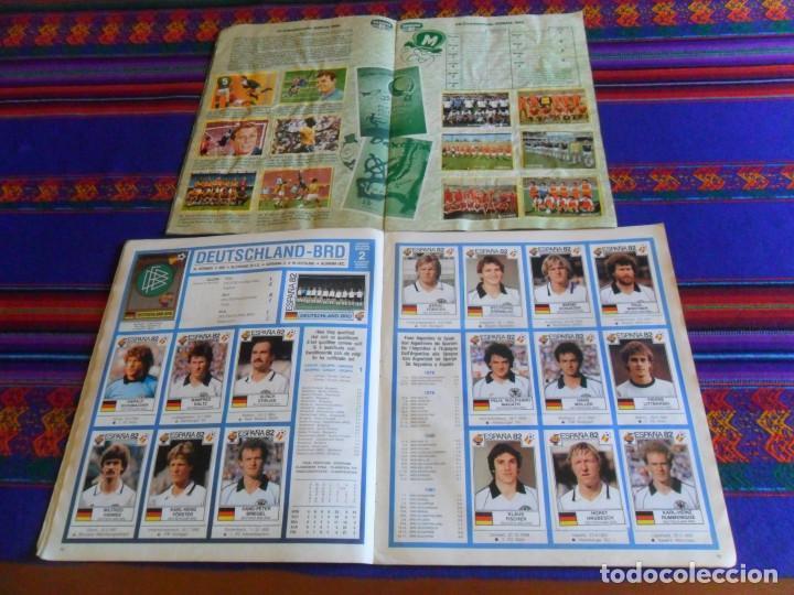 Álbum de fútbol completo: PANINI ESPAÑA 82 MUNDIAL FÚTBOL 1982 EN ACCIÓN COMPLETO RUSIA 2018 INCOMPLETO REGALO MEJORES EQUIPOS - Foto 5 - 209808918