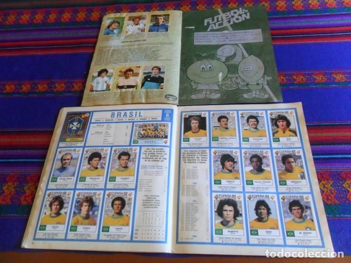 Álbum de fútbol completo: PANINI ESPAÑA 82 MUNDIAL FÚTBOL 1982 EN ACCIÓN COMPLETO RUSIA 2018 INCOMPLETO REGALO MEJORES EQUIPOS - Foto 10 - 209808918