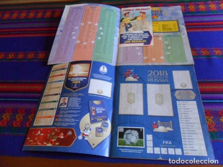 Álbum de fútbol completo: PANINI ESPAÑA 82 MUNDIAL FÚTBOL 1982 EN ACCIÓN COMPLETO RUSIA 2018 INCOMPLETO REGALO MEJORES EQUIPOS - Foto 12 - 209808918