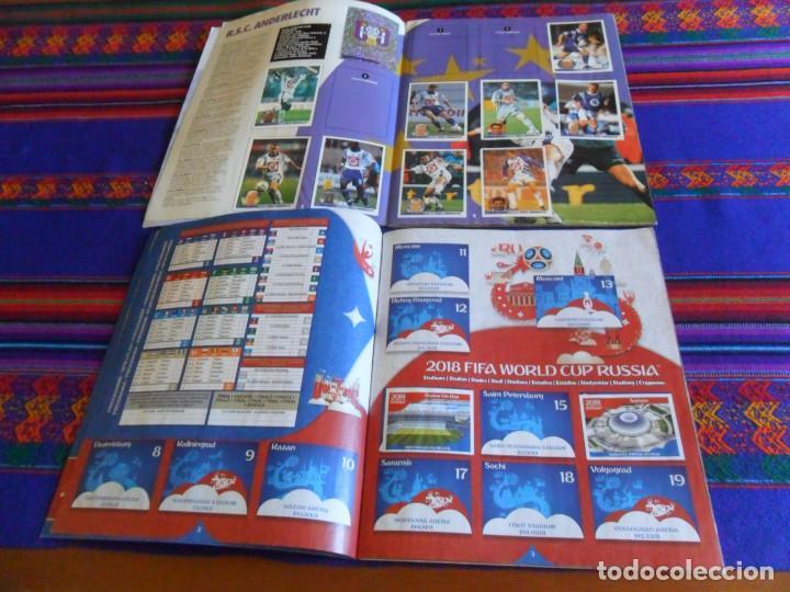 Álbum de fútbol completo: PANINI ESPAÑA 82 MUNDIAL FÚTBOL 1982 EN ACCIÓN COMPLETO RUSIA 2018 INCOMPLETO REGALO MEJORES EQUIPOS - Foto 13 - 209808918